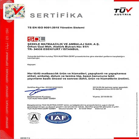 ISO 9001-2008